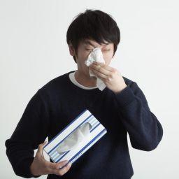 花粉症になると生産性が4%低下する。年間では1260万の損失に!?