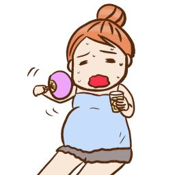 夏の妊婦は暑い〜! 体を冷やさない妊娠中の暑さ対策が知りたい!!