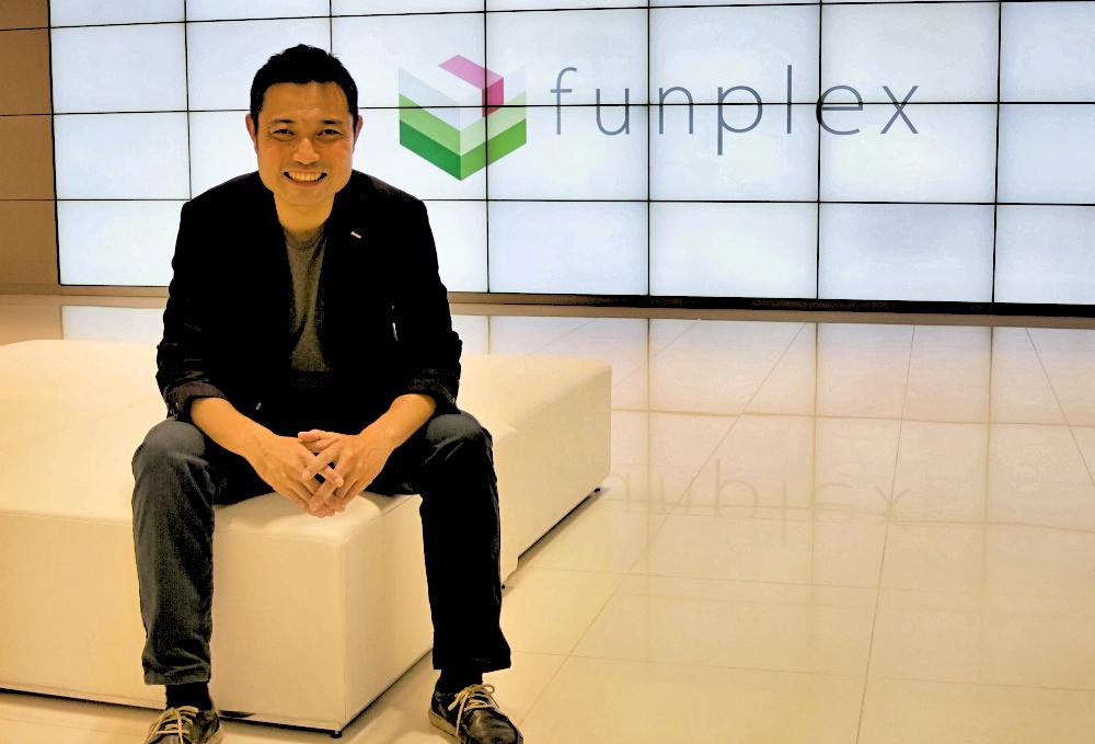 ファンプレックス株式会社